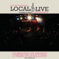 4 CD's featuring local artists playing at this year's L&L Festival